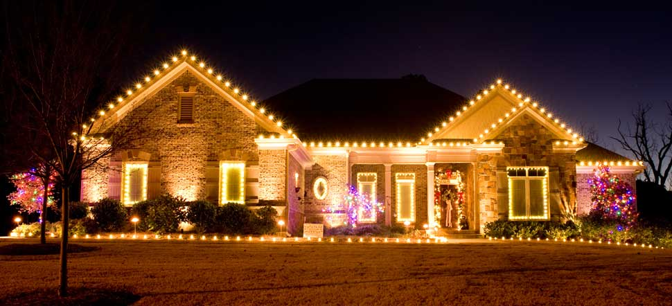 What Those Holiday Lights Will Cost You Over The Season