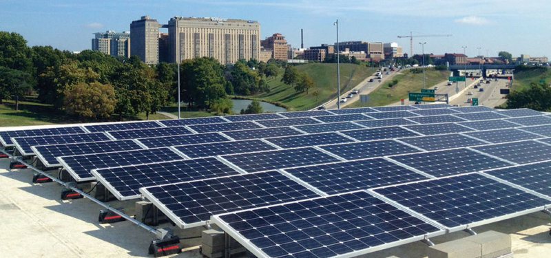 microgrid in St. Louis