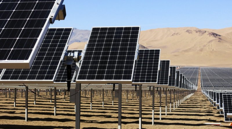 top 5 renewable energy projects in the world