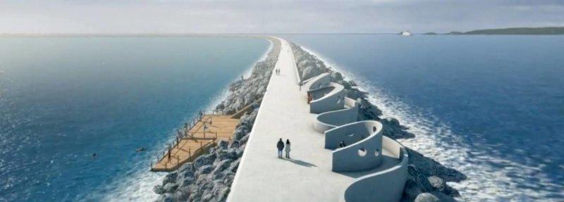 cardiff tidal lagoon project